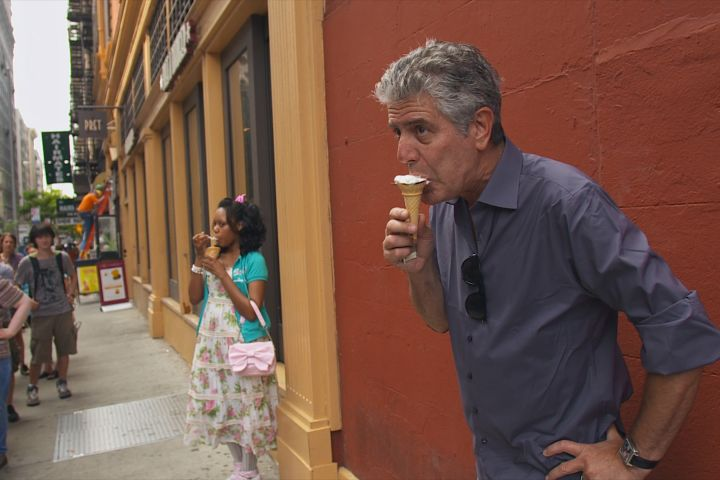 """Anthony Bourdain stars in Morgan Neville's documentary, """"Roadrunner"""", a Focus Features release. Courtesy of Focus Features, in association with Zero Point Zero"""