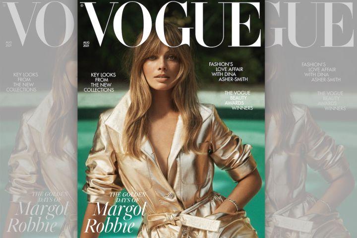 Margot Robbie - British Vogue