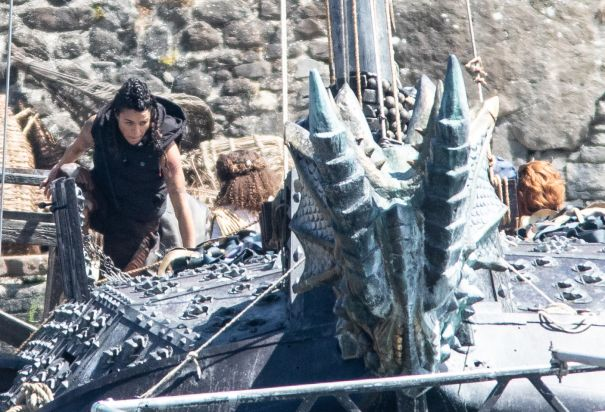Michelle Rodriguez Films 'Dungeons & Dragons'
