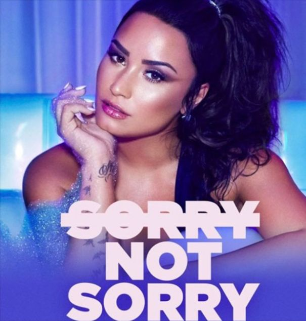 'Sorry Not Sorry' by Demi Lovato