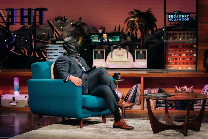 James Corden. Photo: Terence Patrick 2021 CBS
