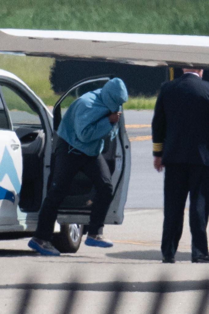 Kanye West. Photo: Splash News