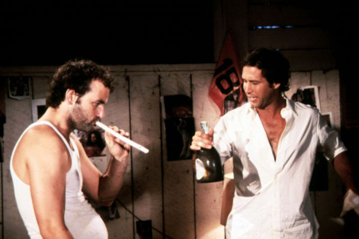 """Bill Murray and Chevy Chase in """"Caddyshack"""""""