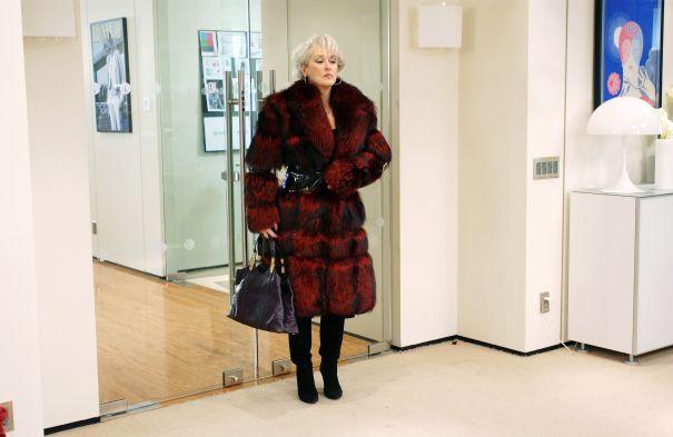 Faux Fur Is Fashionable
