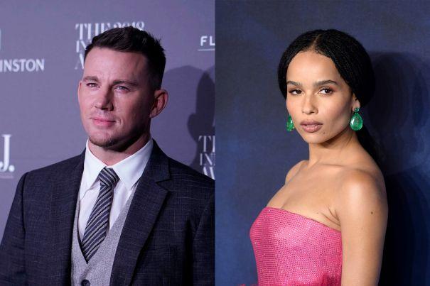 Channing Tatum Joins Zoë Kravitz's Directorial Debut