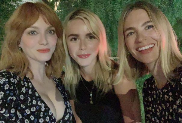 The Ladies Of 'Mad Men' Reunite