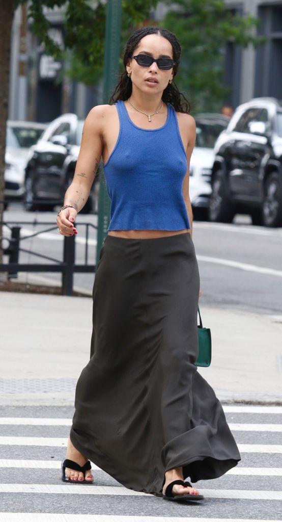 Zoë Kravitz – Photo: BrosNYC / BACKGRID