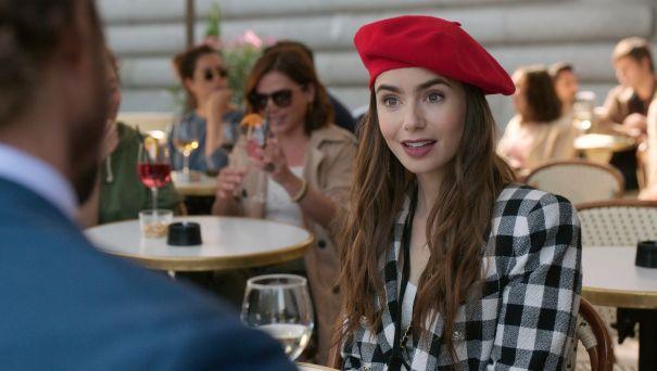 Surprise: 'Emily In Paris' - Comedy Series