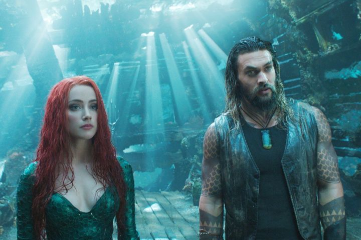 Amber Heard, Jason Momoa - Aquaman