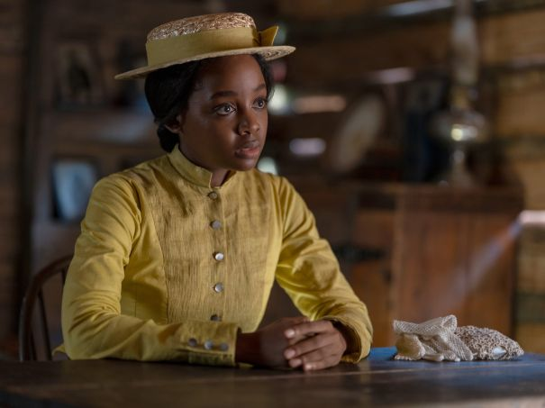 Snub: Thuso Mbedu - 'The Underground Railroad'