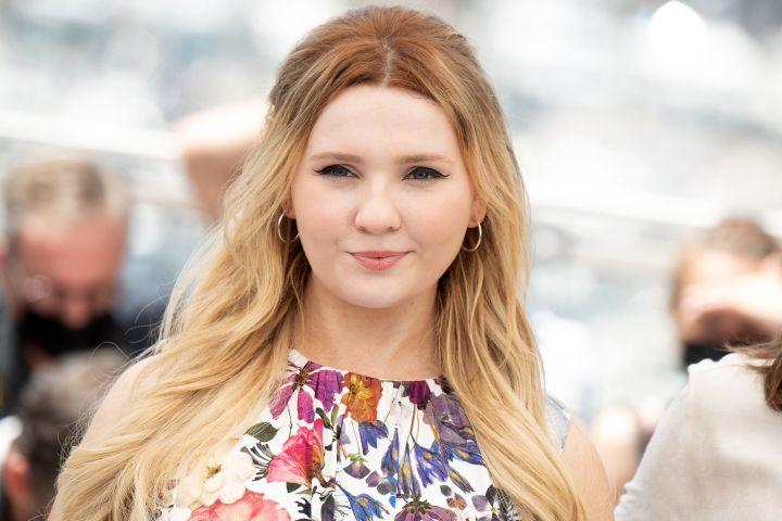 Abigail Breslin Cannes 2021
