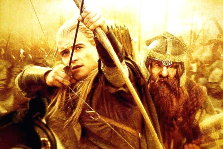 Orlando Bloom - Lord of the Rings