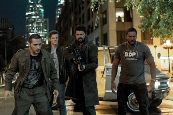 Surprise: 'The Boys' - Drama Series