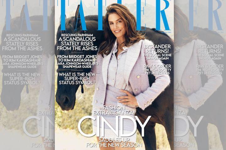 Cindy Crawford - Tatler