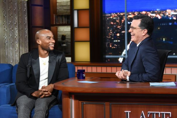 Charlamagne Tha God Teams Up With Stephen Colbert For Late Night Show