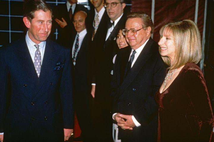 Prince Charles Barbra Streisand