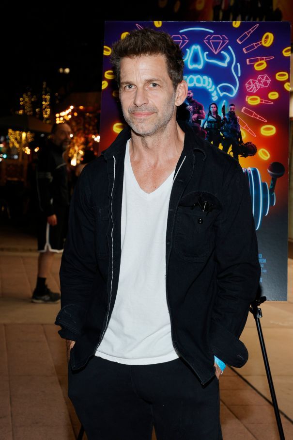 Zack Snyder Will Direct, Co-Write Netflix's 'Rebel Moon'