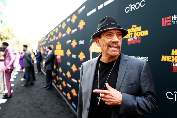 Danny Trejo - 'Trejo: My Life Of Crime, Redemption, And Hollywood'