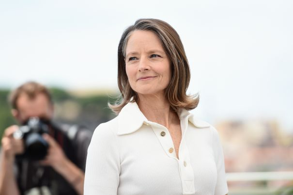 Jodie Foster Receives Honorary Palme D'Or