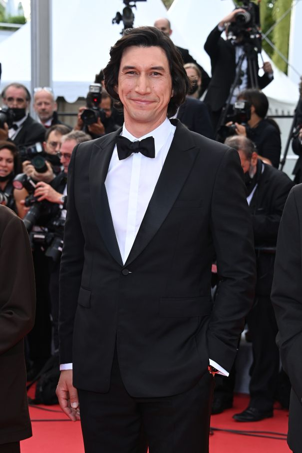 Adam Driver Is Dapper In Cannes