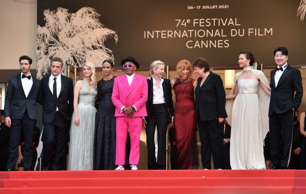 Cannes Is Back