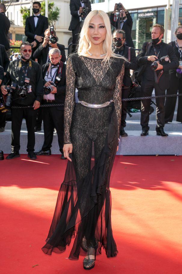 Soo Joo-Park In Cannes