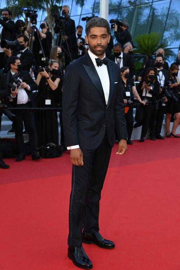 Kingsley Ben-Adir Classic In Cannes