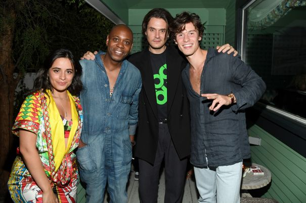 Camila Cabello, Shawn Mendes & Dave Chappelle Join John Mayer For 'Sob Rock' Listening Party