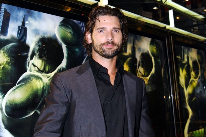 Eric Bana arrives at the premiere of 'The Hulk' at the Empire cinema in London's Leicester Square.