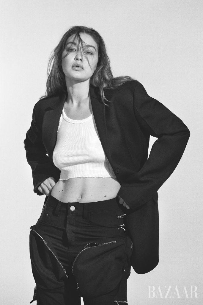 Gigi Hadid. Credit: Collier Schorr