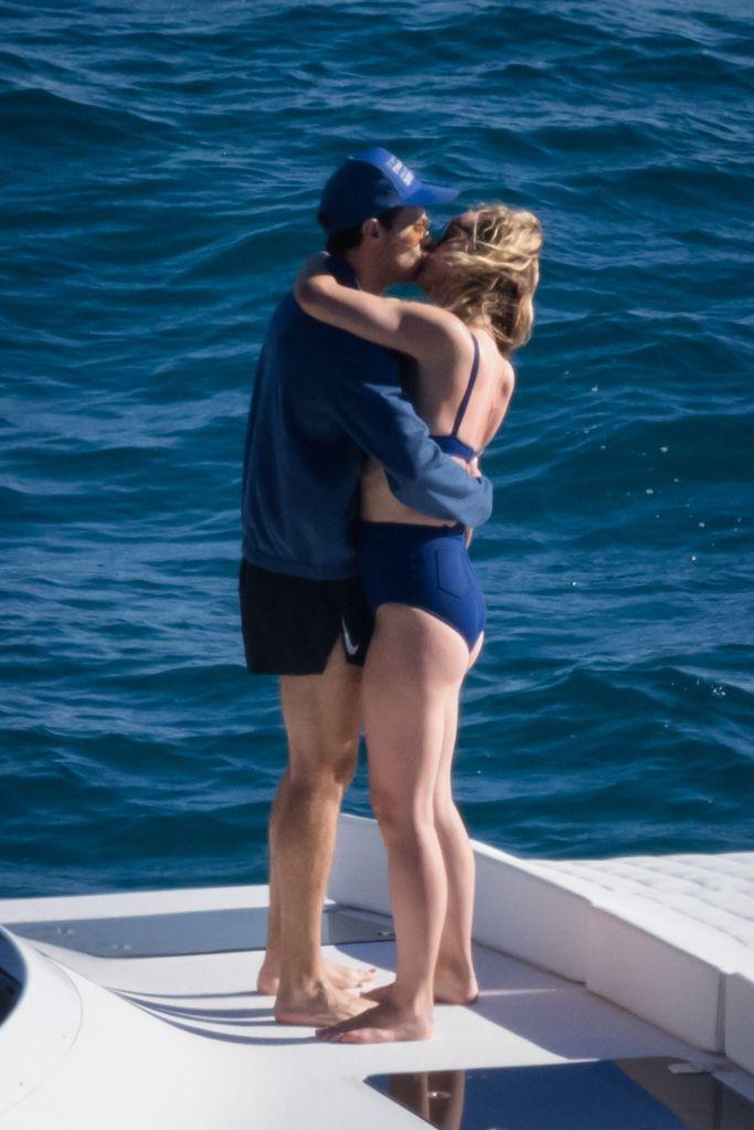 Harry Styles and Olivia Wilde soak up the Tuscany sun. Photo: Backgrid