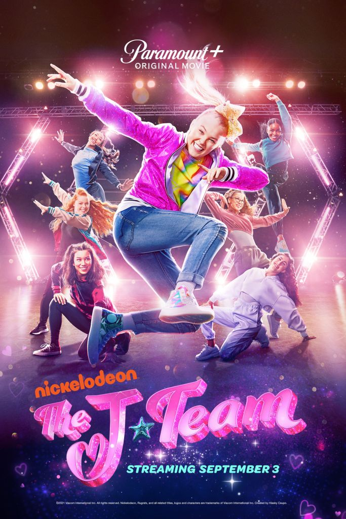 """""""The J Team"""" – Photo: NICKELODEON © 2021 VIACOM INTERNATIONAL INC. ALL RIGHTS RESERVED."""