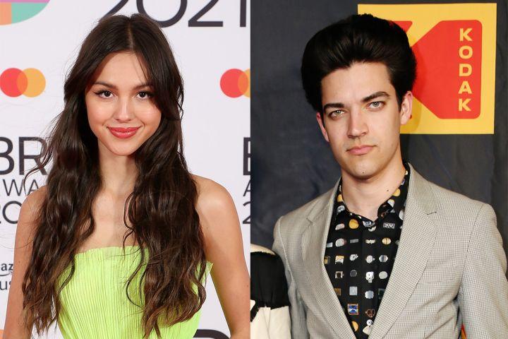 Olivia Rodrigo and Adam Faze