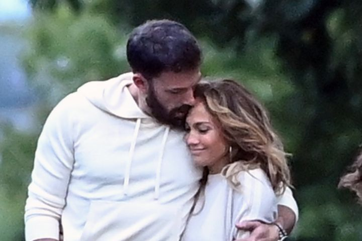 Jennifer Lopez Ben Affleck Hamptons
