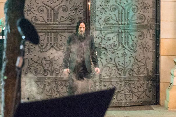 Keanu Reeves Is Back For 'John Wick 4'