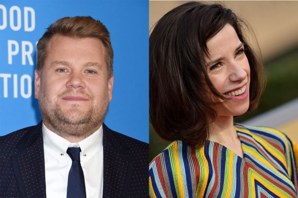 James Corden And Sally Hawkins To Co-Star In Series 'Mammals'