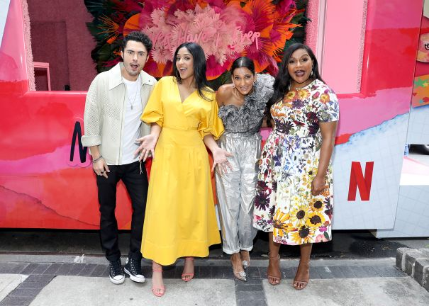 'Never Have I Ever' Stars Celebrate Release Of Second Season