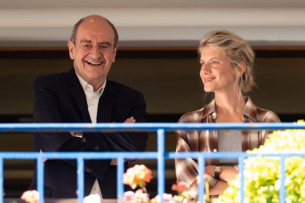 Melanie Laurent And Pierre Lescure