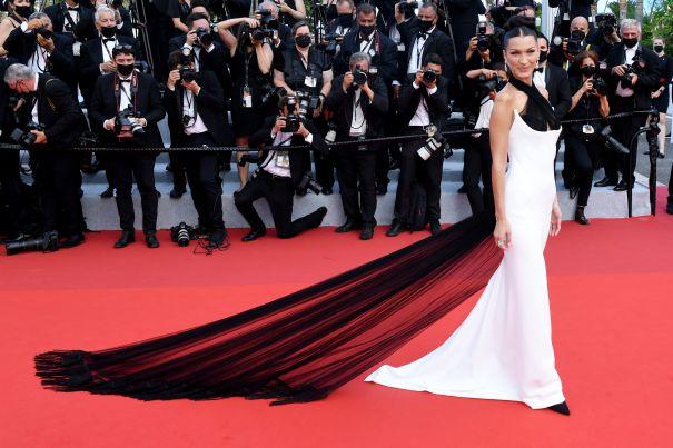 Bella Hadid Cannes Ready