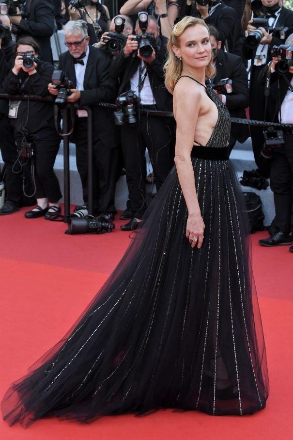 Diane Kruger Is A Vision In Black