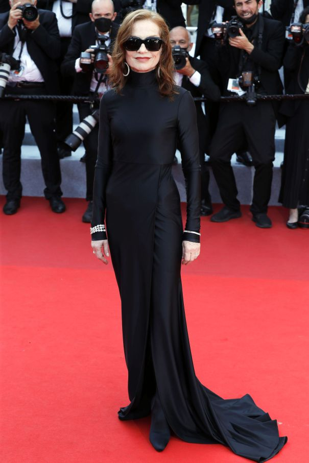 Isabelle Huppert Chic In France
