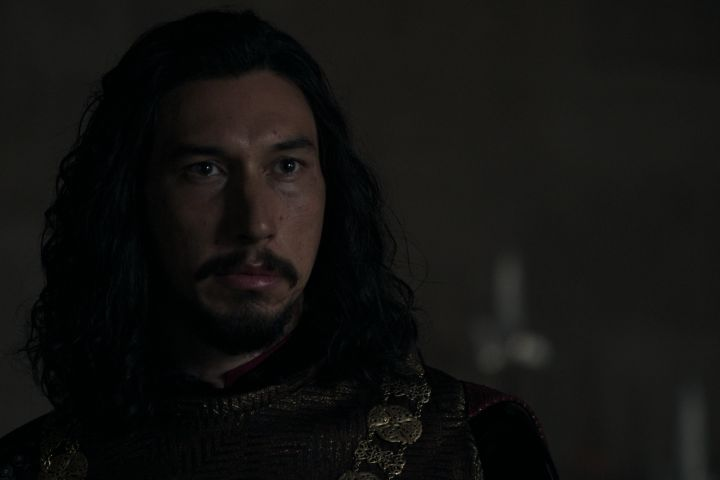 """Adam Driver as Jacques LeGris in """"The Last Duel"""" – Photo: © 2021 20th Century Studios. All Rights Reserved."""
