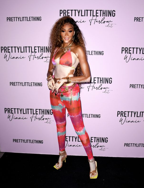 Winnie Harlow Launches Her New Fashion Collection