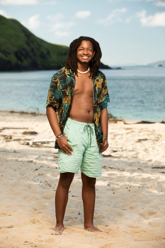 Jairus Robinson. Photo: Robert Voets/CBS Entertainment 2021 CBS Broadcasting, Inc. All Rights Reserved.