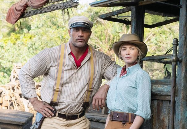 Dwayne Johnson & Emily Blunt Heading On Another 'Jungle Cruise'