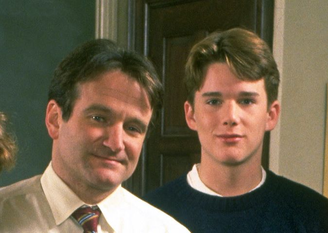 Robin Williams, Ethan Hawke