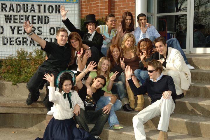 Cast of Degrassi: Next Generation