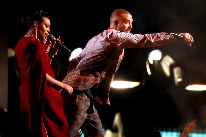 Justin Timberlake, Nicole Hurst