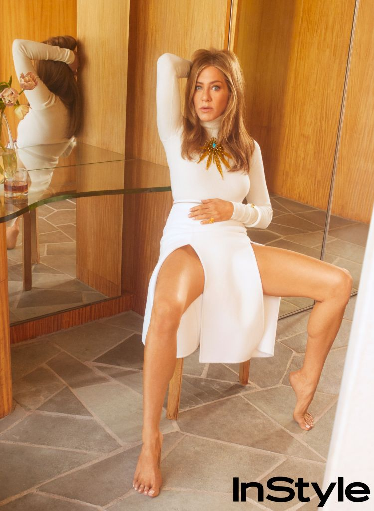 Jennifer Aniston. Photo: Emma Summerton/Dawes+Co