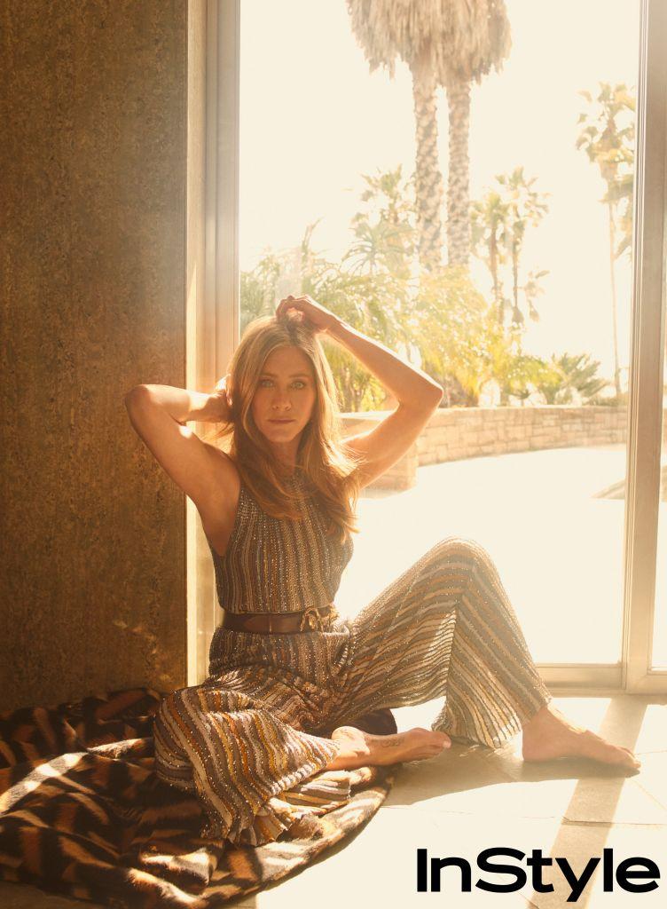 Jennifer Aniston. Credit: Emma Summerton/Dawes+Co